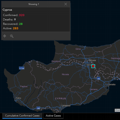 23.04.20 - WEBINAR: COVID-19: The Cyprus State of Play