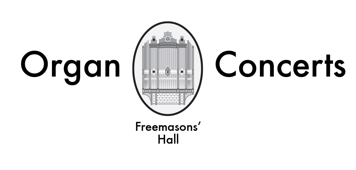 Freemasons' Hall Organ Concert - 13th Sept 2017 -  John Kitchen, MBE