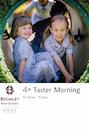 4+ Taster Morning for Reception 2020 entry