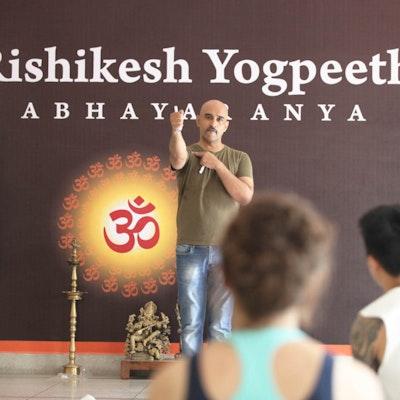 500 Hour Yoga Teacher Training in Rishikesh, India - 2019