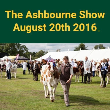 The Ashbourne Show 2016 - Visitor Tickets