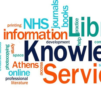 Rapid access to evidence based resources -  Monday 18 May 12.00 - 12.45