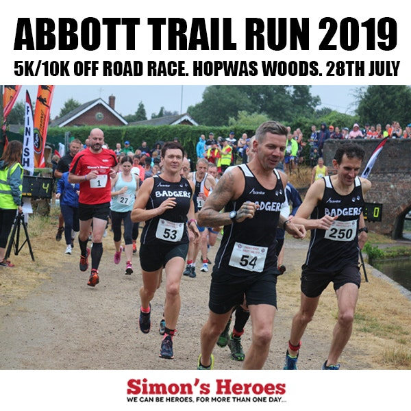 Abbott Trail Run 2019