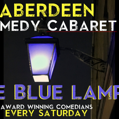 Aberdeen Comedy Cabaret - Saturday Big Show