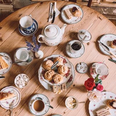 Tea Room Vouchers