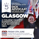 An Evening with Dick Advocat plus Special Guests