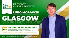 An Evening with Lubo Moravcik & Guests