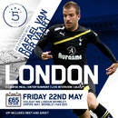 An Evening with Rafael Van Der Vaart - Wembley