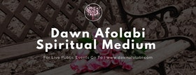 An Evening With Spiritual Medium Dawn