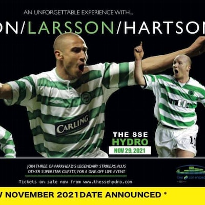 An Unforgettable Experience with Larsson, Hartson and Sutton VIP.