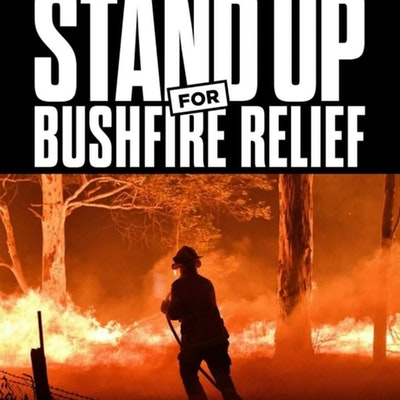 Australia Day Bush Fire Relief Benefit Stand-up Comedy Show at Rotunda