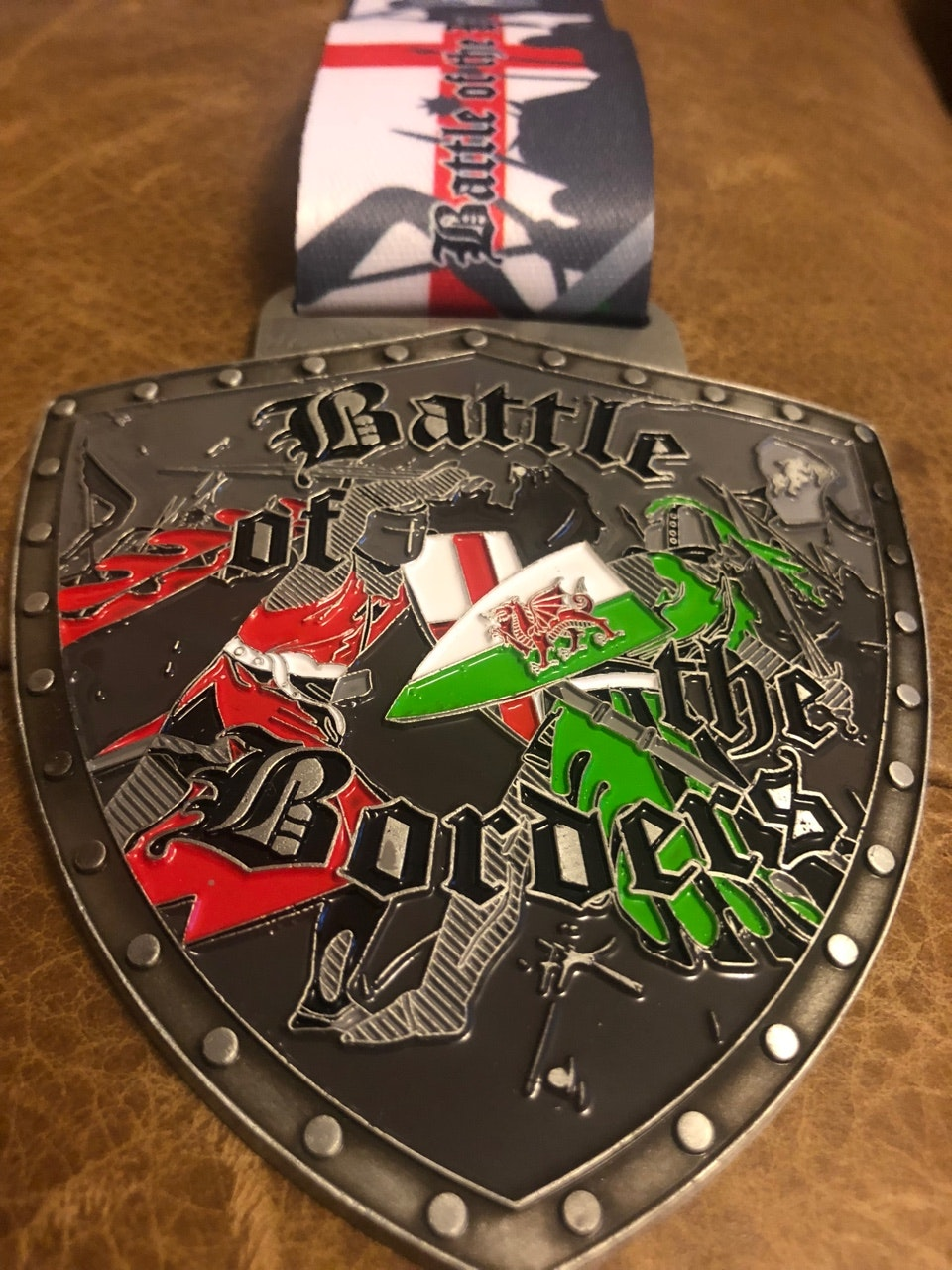 Battle of the Borders 2018 - Day 1