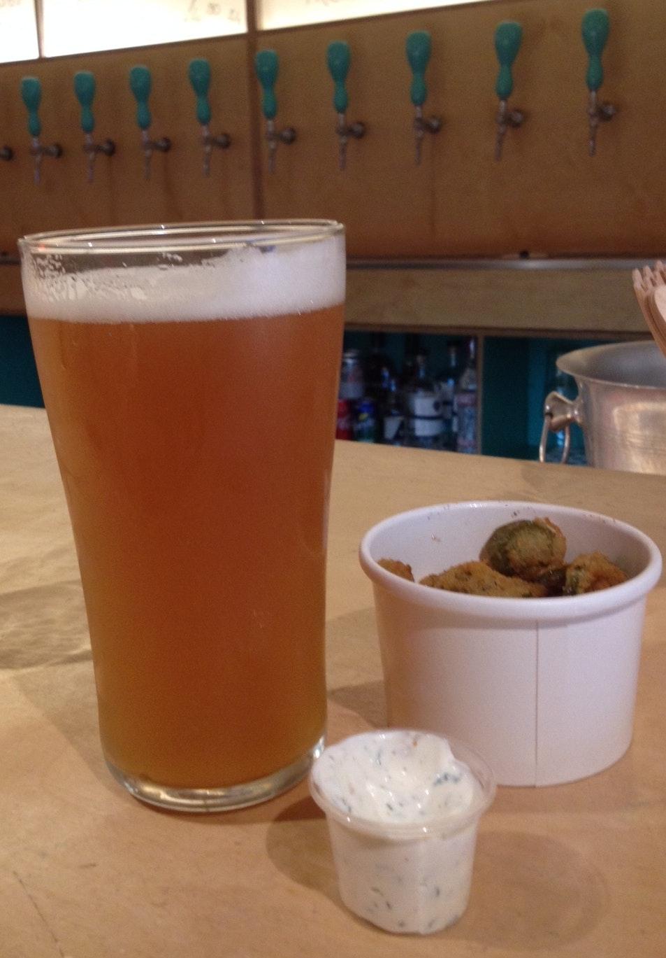 Beer & Food Matching