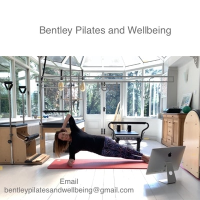 Bentley Pilates Live - OCTOBER  ALL CLASS PASS *  LIVE CLASSES   *£75