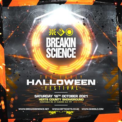 Breakin Science Early Halloween Festival