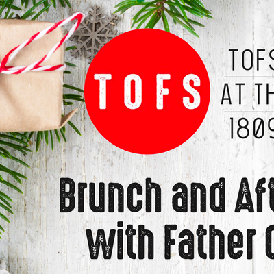 Brunch and Afternoon Tea with Father Christmas