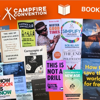 Campfire Frome Book Club January 2020