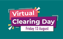 Clearing Day - Friday 13 August