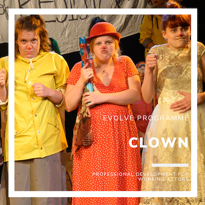Clown Weekend Intensive: 4th & 5th April
