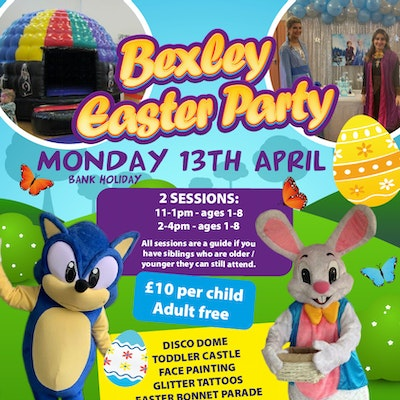 Bexley Easter Party