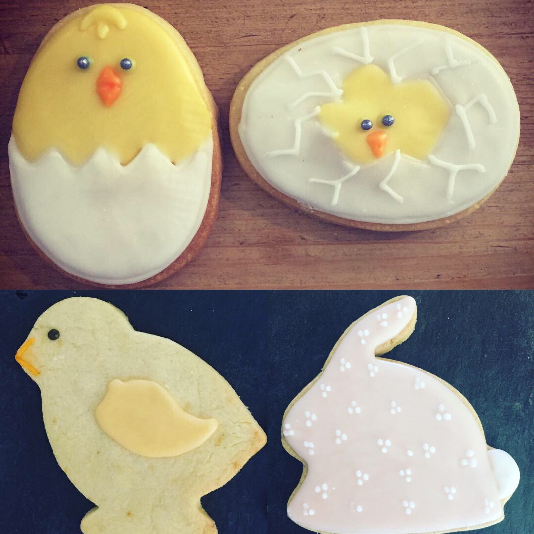 Easter Biscuit Decorating Class