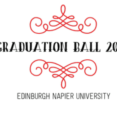 Edinburgh Napier Graduation Ball - English, English&Film, English&Acting