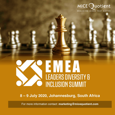 EMEA Leaders Diversity and Inclusion Summit, Johannesburg, South Africa