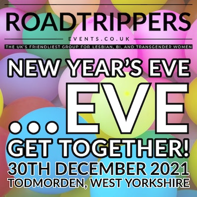 Roadtrippers New Years Eve Eve Party (30th Dec)