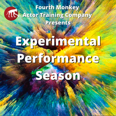 Experimental Performance - Group 1 - Friday 23rd July IN-PERSON