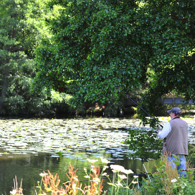 Fishing at the Castle  Lake Voucher
