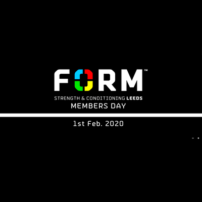Form Members Day 2020