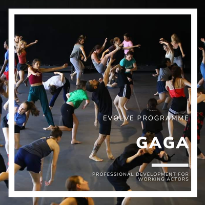 Gaga Weekend Intensive: 30th & 31st May
