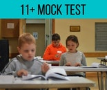 Gloucestershire Eleven Plus Mock Test - 26th June  2021 (am or pm)