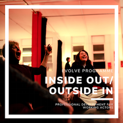 Inside Out/Outside In - 30th May, 10:00 - 17:00