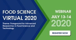International Webinar on Food Science and Technology