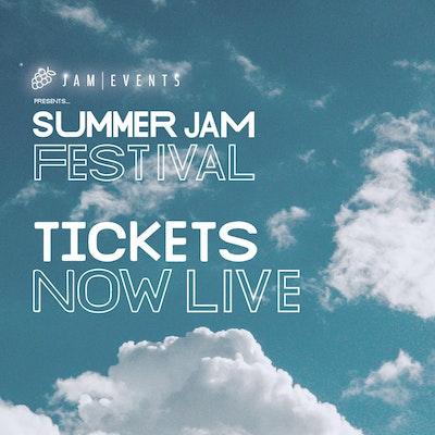 Jam Events presents SUMMER JAM FESTIVAL