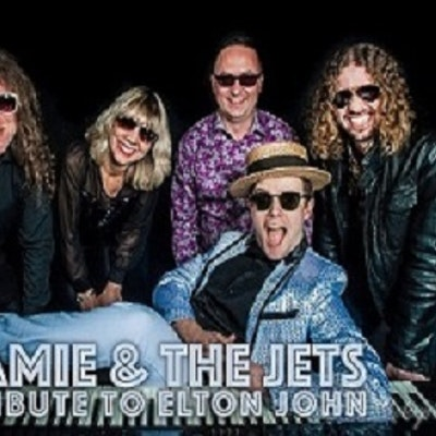 Jamie & The Jets / Tribute To Elton John