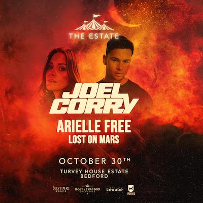 Joel Corry, Arielle Free, Lost on Mars