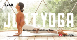 Just Yoga // 8th September