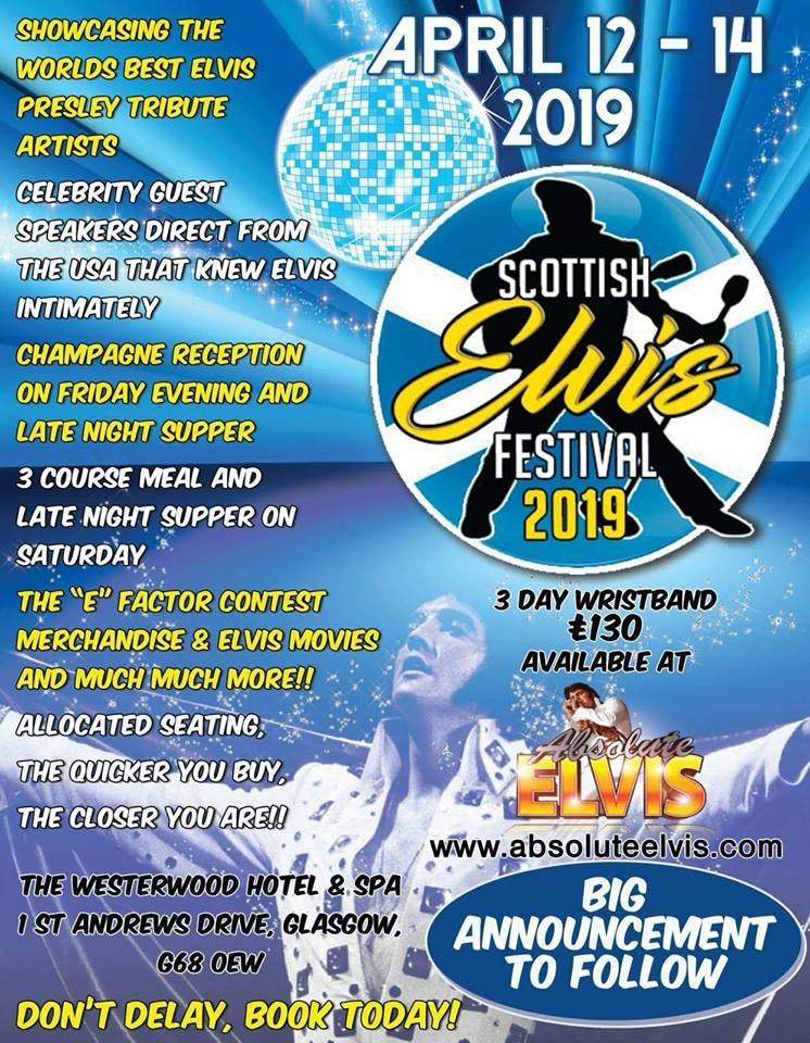 The Scottish Elvis Festival