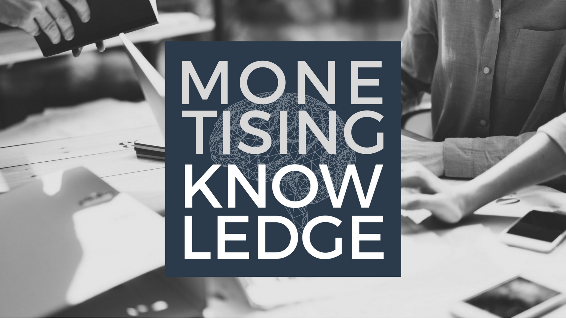 Monetising Knowledge  - Online Diagnostic Tests & Bots for Business