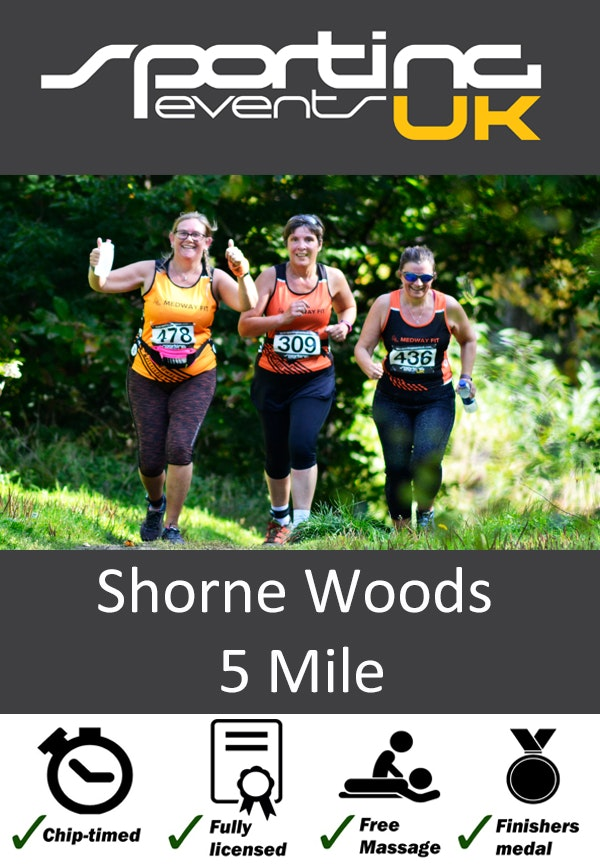 Shorne Woods 5 Mile