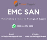 EMC SAN Online Training