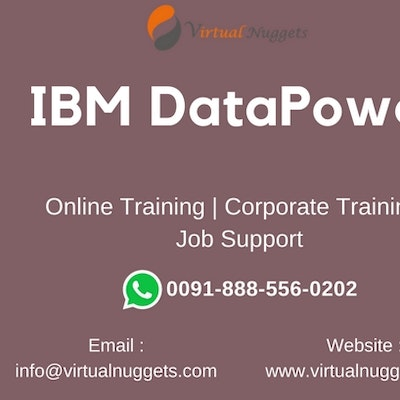IBM Websphere DataPower Development Training