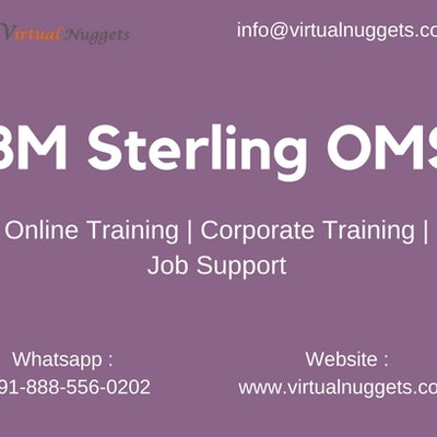 IBM Sterling OMS Training