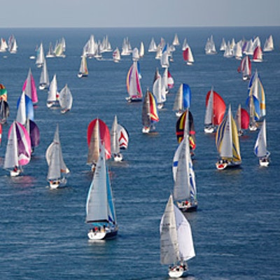 Round the Island Yacht Race 2020 - 29th May  - Only  £495
