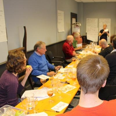 Taste Training for CAMRA Tasting Panels