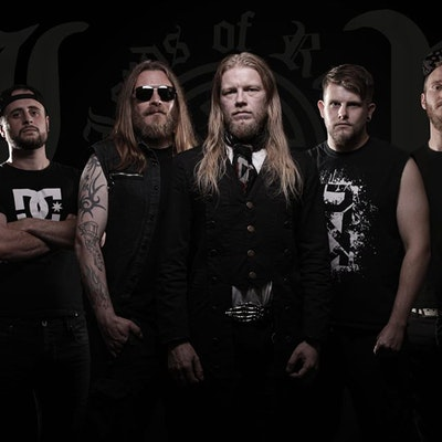 Lords Of Ruin supported by Reiver