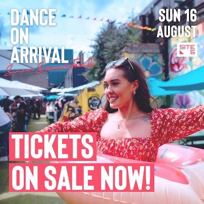 LOVE PUB + GRUB x DANCE ON ARRIVAL