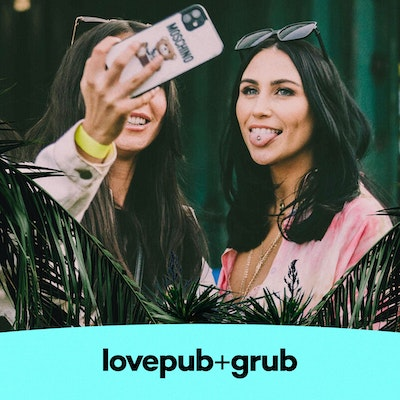 Love Pub + Grub - Saturday 15th May 2021